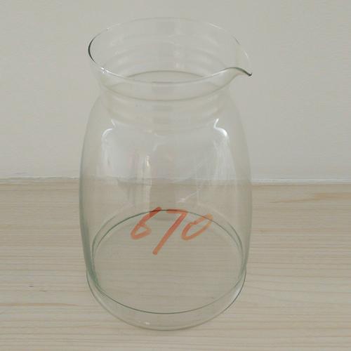 供应 厂家 玻璃瓶 斟酒瓶 半成品玻璃瓶