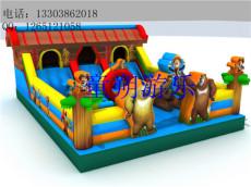新疆充气玩具充气城堡