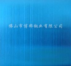 合肥201彩色不锈钢拉丝板厂价直销  不锈钢拉丝板电镀加工