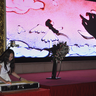 郑州沙画 郑州沙画表演 郑州沙画演出 郑州婚礼沙画