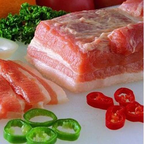 猪饲养厂供应散养猪肉 有机新鲜猪肉优选猪肋排