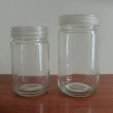 供应240组培瓶 马铃薯苗培育瓶 耐高温玻璃瓶
