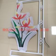 来中国灯都找户外防水灯具选择科海光-专业研发LED造型灯20年-兰花灯