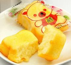 供应小熊面包一箱5斤