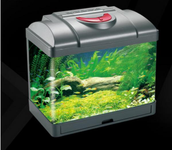 鱼缸水族箱 中型生态超白过滤观赏玻璃金鱼缸