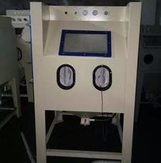 百涛BT-1010型手动喷砂机 五金氧化喷砂机 无尘环保喷砂机