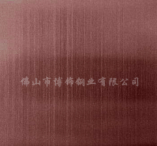 供应普洱201彩色不锈钢拉丝板图片   不锈钢拉丝板电镀加工价格