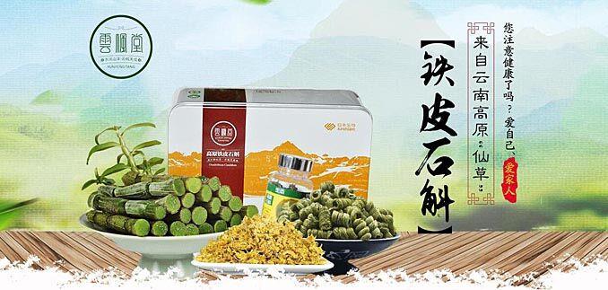 中国石斛推广销售中心