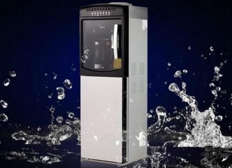 自动注水、制冷制热美的饮水机