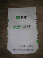 植脂末等食品添加剂专用食品级牛皮纸包装袋定做