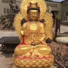 供应   寺庙菩萨雕塑   观世音菩萨