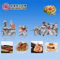 酥饼机_恒元机械_东北油酥饼机