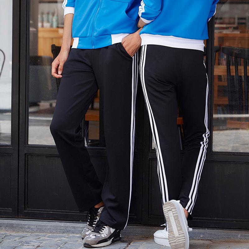 春夏新款长裤 户外休闲运动裤 家庭亲子装裤子