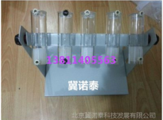 小鼠固定架/小白鼠固定筒架/小白鼠尾静脉注射固定筒架 5筒