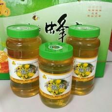 固原市小蜜蜂洋槐蜂蜜750g