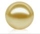 孤品南洋金珍珠12-13mm天然海水裸珠散珠