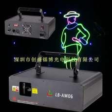 可自编节目彩色动画激光灯
