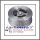 供应不锈钢法兰对夹止回阀 升降止回阀 H71W弹簧对夹止回阀