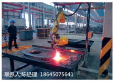 火焰穿孔坡口切割机器人工作站