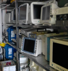 二手监护仪销售进口医疗器械电路电源板维修DASH5000/3000