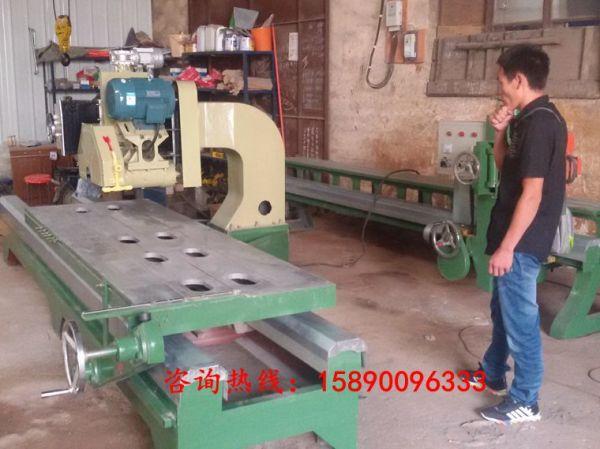 河南腾超专业生产石材加工设备 全自动石材切割机 连续磨边机