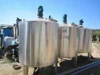 出售不锈钢储罐不锈钢搅拌罐设备