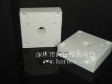 供应加工氧化铝耐高温耐磨陶瓷结构件 陶瓷方块