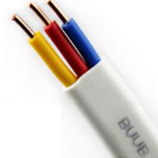 BVVB产品 铜芯聚氯乙烯绝缘聚氯乙烯护套扁形电缆