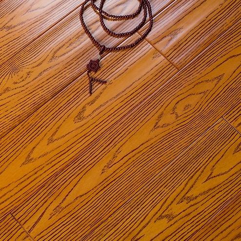 九江常林木地板 浮雕仿古-金玉满堂 实木地板厂家直销 规格910x122 纯实木地板