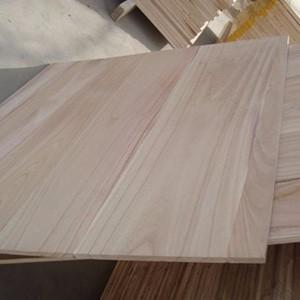 厂家直销各种规格桐木拼板 桐木复合板
