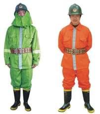 消防服|消防战斗服|灭火防护服价格-材质-图片