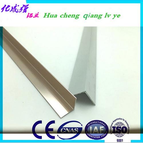供应6063等边角铝铝型材 5050等边角铝型材 规格齐全 HC-16