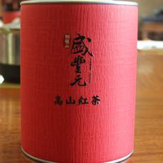 纸缸高山红茶浓香型散装红茶精装茶叶茶