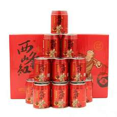 西峰红牌黄酒  地方特产 易拉罐装12x240ml 盒装 包邮 金牌用户