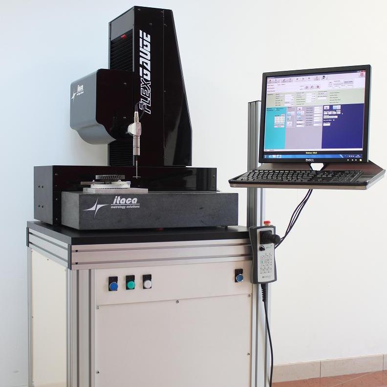 QVI Itaca FlexGauge为您量身定制的测量解决方案