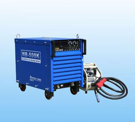 自动电焊机-可控硅整流焊机输出电压不够是什么原因