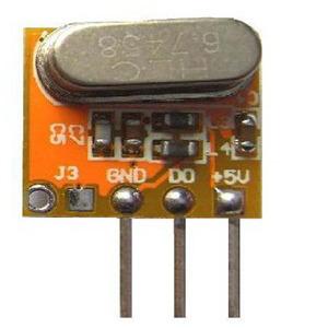 体积小 JMR无线模块 超外差无线接收模块RXB14 315 433MHz