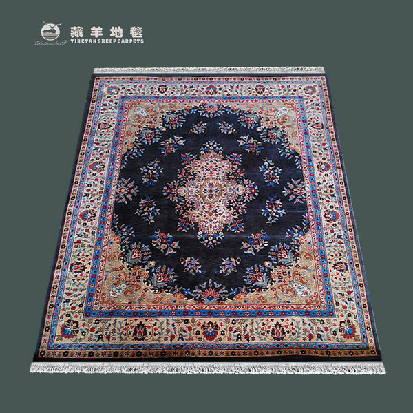 120道手工编织纯毛波斯地毯-中国白茶交易网