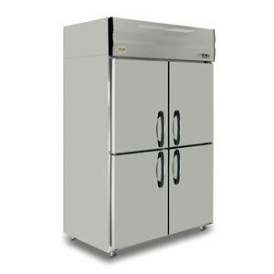 四门立式冷冻柜