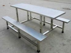 供应厂家直销不锈钢餐桌椅生产商-KS耐用不锈钢餐桌椅定做