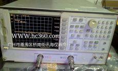 供应二手安捷伦HP-8753E网络分析仪