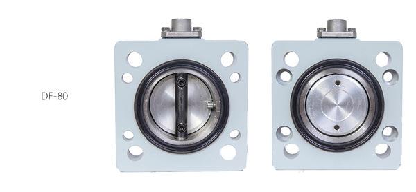 变压器专用阀门 df系列不锈钢真空蝶阀图片