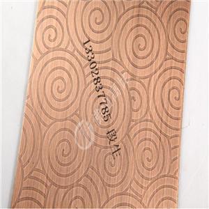 佛山高比拉丝蚀刻小螺纹红古铜发黑供应价格,拉丝蚀刻树皮纹红古铜发黑公司