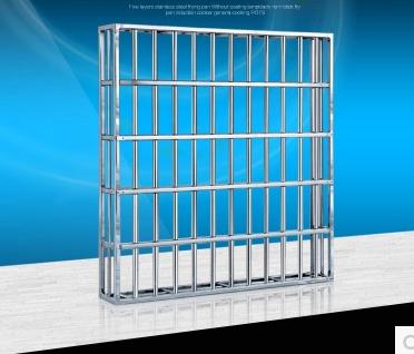 不锈钢加工防护栏图片