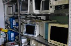 二手医疗设备销售维修租赁除颤监护仪心电图机B超彩超维修销售