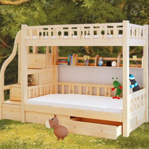 供应 梯柜床 实木儿童床 上下铺 高低床 上下床 子母床 双层床 母子床