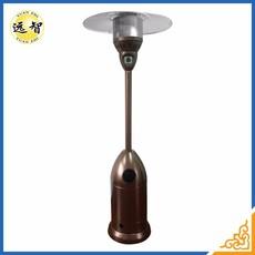 常州远智户外立式伞形金花子弹头燃气取暖器取暖炉造型独特