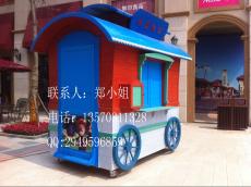 商业广场售卖车 户外零售车 步行街摆摊售货亭