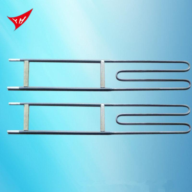 煜昊供应 W型硅钼棒 电加热元件 寿命长定制