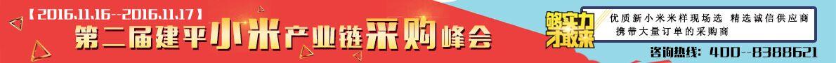 第二届小米产业链采购峰会